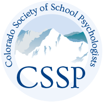 colorado society of school psychologists logo